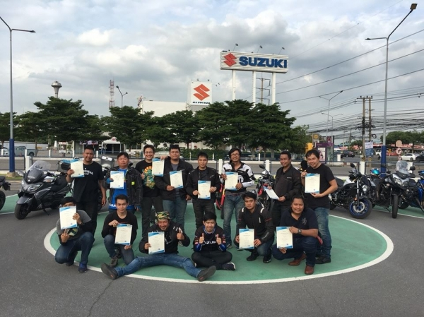 BIGBIKE ADVANCE RIDING COURSE WITH SUPRABIKE MOTOR